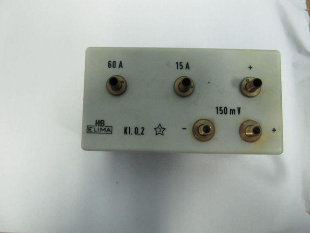 Лабораторний прилад ELIMA 150мV 60A-15A