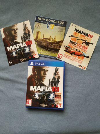 MAFIA 3 PL gra  PS4  gry PS4