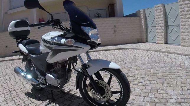 Vendo Honda CBF 125