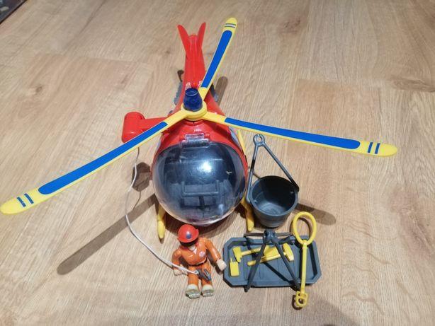 Śmigłowiec helikopter Strażak Sam