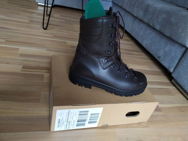 Trzewiki, buty zimowe 933a/mon
