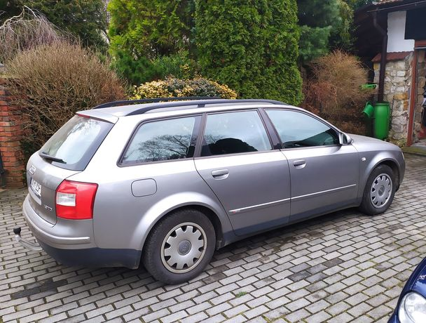 Audi a4 B6 1.9tdi
