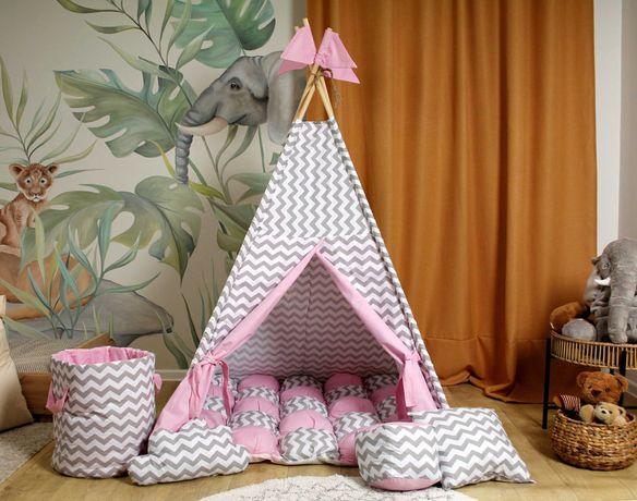 Дитячий будиночок, вігвам палатка. Всі вігвами є в наявності.