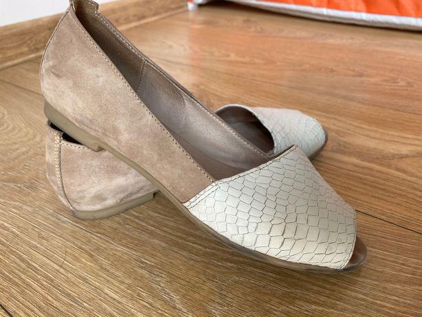 Buty baleriny sandały letnie Ryłko rozm. 36