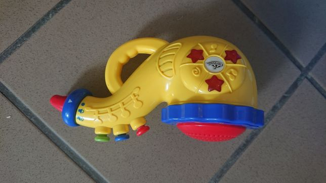 Trąbka zabawka dziecięca