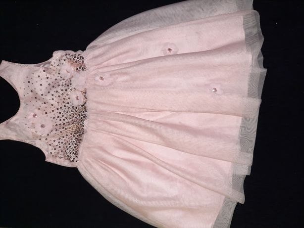 Vestido cerimonia menina