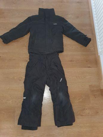 Kombinezon spodnie narciarskie r.122