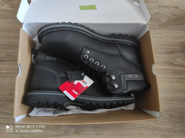 Buty robocze skórzane cxs