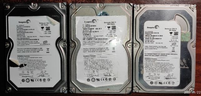 HDD Seagate, на запчастини або під клон.
