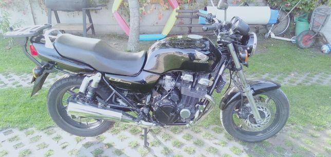 Honda CB 750 Zamienię za MZ ETZ 251