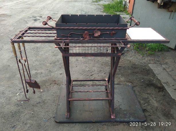 Изготовление мангала