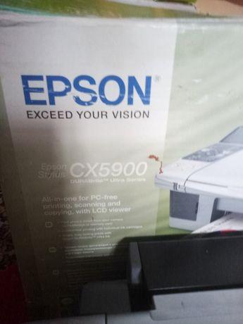 МФУ Epson Stylus CX5900 Б/У