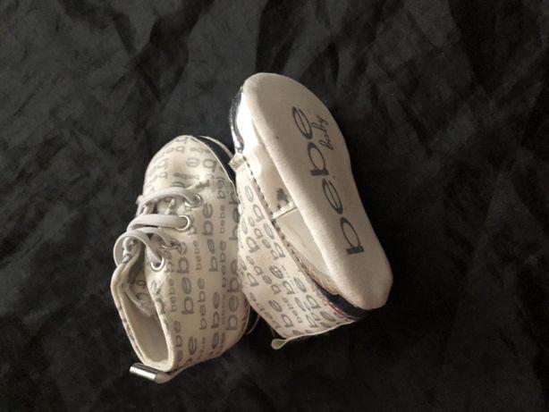 Buty niechodki BEBE