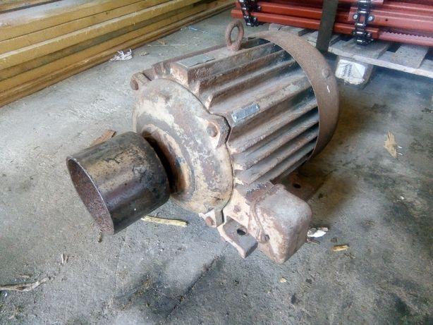 Silnik elektryczny siłowy 5,5 kw kwh 5 motorek