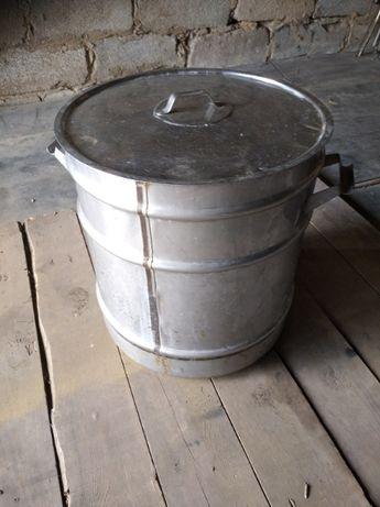 Кастрюля нержавейка 40 литров.