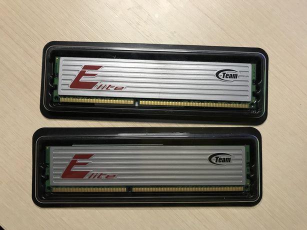 Оперативная память Team Elite DDR3 1333 MHz 2x4GB