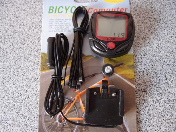 Велокомпьютер, велоспидометр, одометр на велосипед YQ688