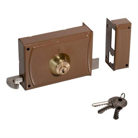 Fechaduras de Sobrepor para Portas (NOVAS)