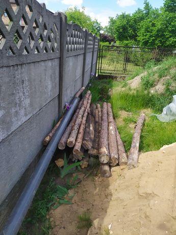 Stemple budowlane 2,5m