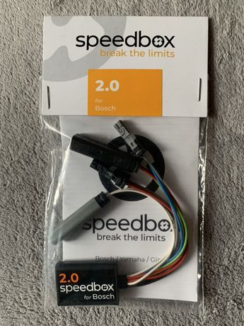 Speedbox 2 Bosch , rower elektryczny