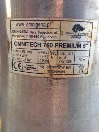 Pompa omnitech 750 premium