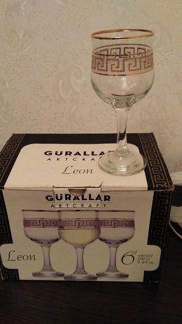 Бокалы новые, для вина