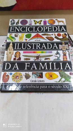 Enciclopédia ilustrada da família- vendo ou troco