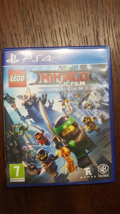 Sprzefam gre lego ninjago na ps4 Koszalin - image 1
