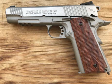 Pistola Pressão de Ar (CO2) COLT 1911 , METAL-BLOWBACK nova garantia