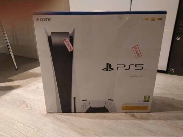 PlayStation 5 Nowa konsola wysyłka 24h