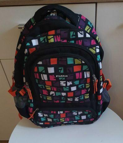 Plecak Starpak mało używany
