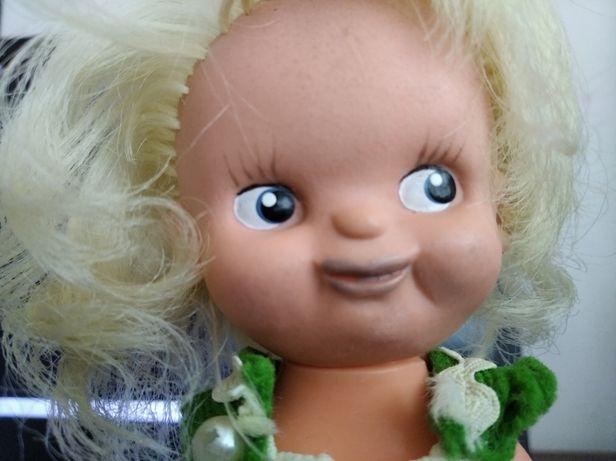 Кукла ГДР копытко длинноволосая