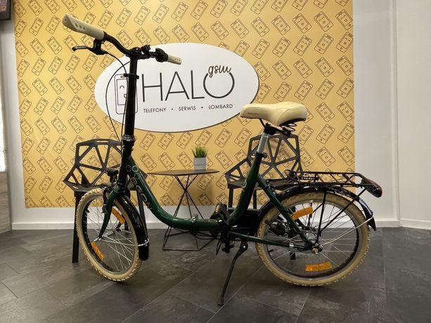 Rower składany AGON CRUISER 20 od Halogsm
