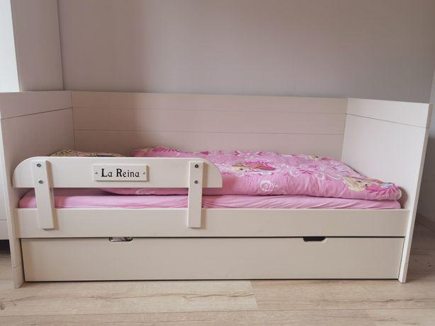 Łóżko tapczanik Pinio 160x70
