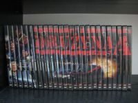 Drużyna A pełna kolekcja 1-25 DVD