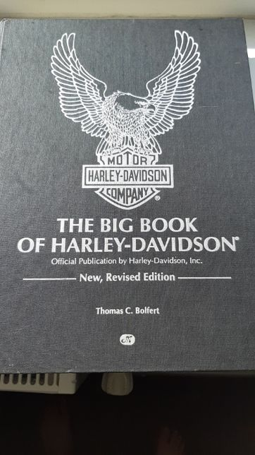 Книга The Big Book of Harley-Davidson