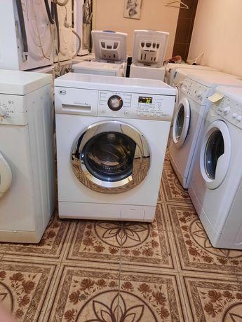 Продам стиральную машинку бу на 5 кг. Гарантия