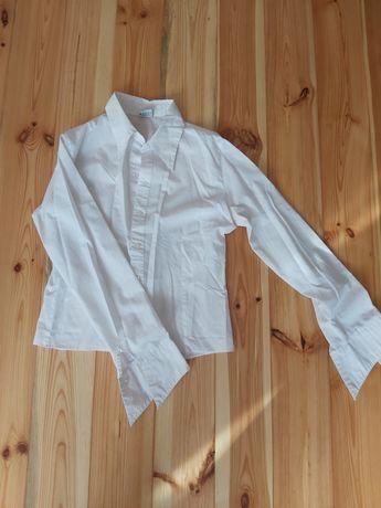 Koszula białą rozpinana R 40