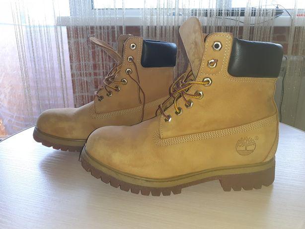 Мужские ботинки Timberland premium 6. Раз. 7М.40 р.26 см. USA оригинал