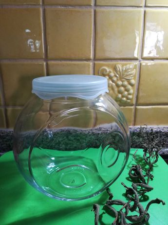 Frasco vidro grande