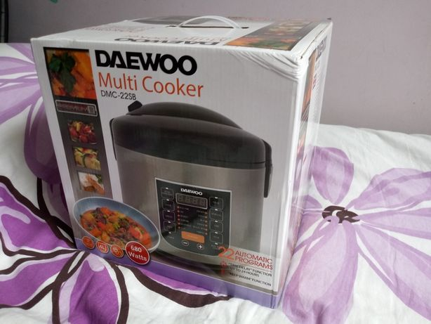 Multi cooker Daewoo DMC 22SB