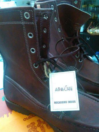 Vendo botas Apache n.41 novas - 200€