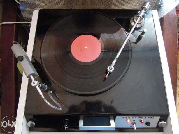 Студийная мойка виниловых пластинок Keith Monks