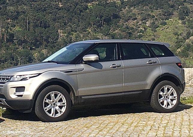 Land Rover Range Rover Evoque 2.2 SD4 Pure