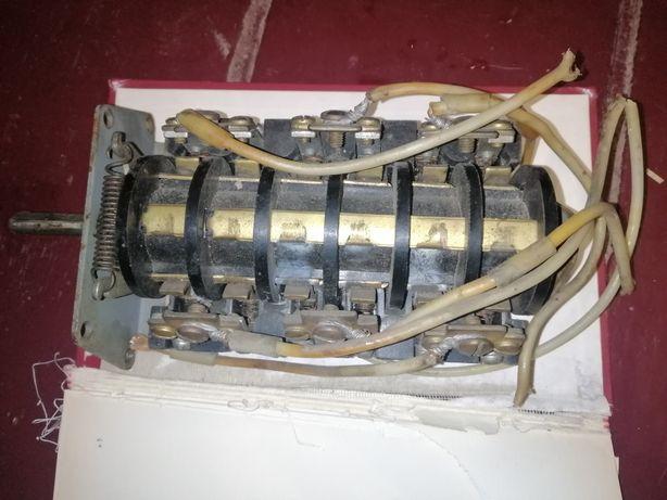Барабанний переключатель БП1-161. 1961года