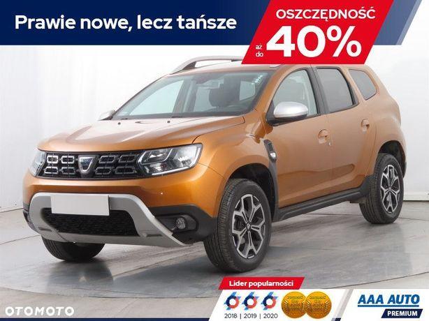 Dacia Duster 1.6 SCe, Salon Polska, 1. Właściciel, Serwis ASO, Navi, Klimatronic,