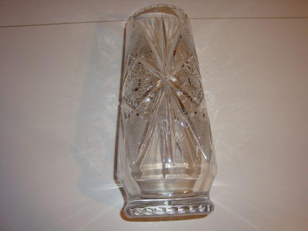 Duży wazon kryształowy