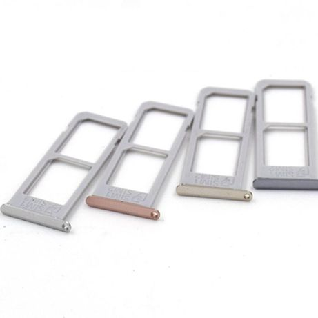 Gaveta cartão SIM para Samsung Galaxy S6 Edge+ /S7 / S7 Edge /S8 / S8+