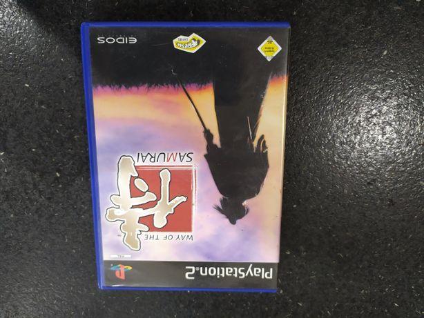 Way of the Samurai [PS2] gra akcji, unikat