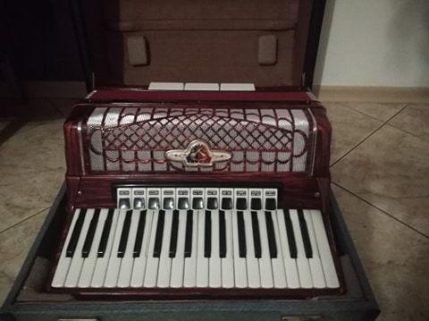 Akordeon Barcarole Magister 96b - Musette
